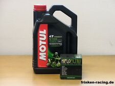 Motul 5100 15W50 halbsyn / Ölfilter Buell XB9 02-10