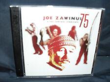 Joe Zawinul & The Zawinul Syndicate – 75 -2CDs