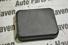 Chevy GMC 99-06 GM Gray Spare Tire Rear Bumper Lock Cylinder Cover Door