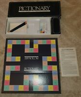 Pictionary: The Game Of Quick Draw (Vintage, 1987)