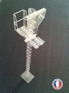 FEU03-HO-Signal 5 feux SNCB (support de feux à angles arrondis)