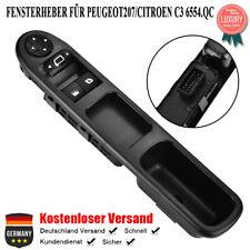 Fenster Schalter Fensterheberschalter SCHALTER Peugeot207 / Citroen C3 6554.QC G