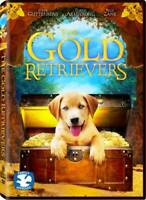 Gold Retrievers - DVD By Steve Guttenberg - VERY GOOD
