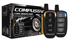 Compustar CS4102S 2 Way LED 3000ft Max Range Remote Start CS4102-S