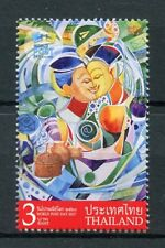 Thailand 2017 MNH World Post Day 1v Set Postal Services Stamps