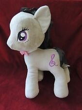 "My Little Pony Large Plush Octavia Music Treble Clef Gray 20"" 2013"