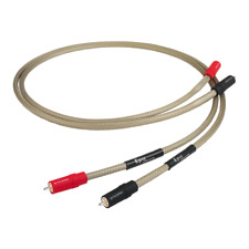 Chord Epic RCA Interconnects Audio Cable - 1 Metre 100cm PAIR Audiophile Phono