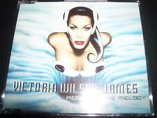 Victoria Wilson James (Soul II Soul) Reach 4 The Melody Remixes CD Single
