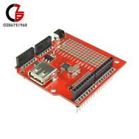 USB Host Shield Red V2.0 Support Google Android ADK UNO MEGA 2560 For Arduino
