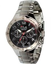 Fila Watches Traveller FA-0795-34 Quartz Chronograph Stainless Steel Arm Band