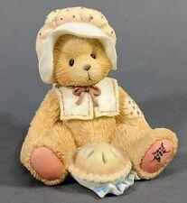 Cherished Teddies ~ Thanks for Friends - November Bear Figurine (914851) *Mint*