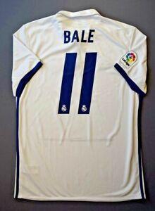 Bale Real Madrid Jersey 2016 2017 Home M Shirt Men Camiseta Football Adidas ig93