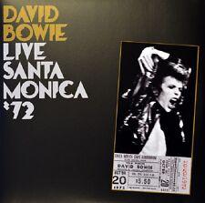 DAVID BOWIE Live Santa Monica '72 - 2LP / Vinyl - 2016