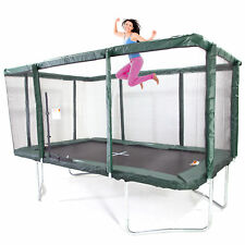 GeeTramp® 9x14ft Rectangle Trampoline With FREE Ladder