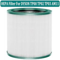 Air Cleaner HEPA Filter Repair Parts For Dyson TP00 TP02 TP03 AM11 Air Purifier