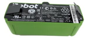 ~ Authentic OEM Roomba Lithium Ion Battery 980 985 3300mah 4376392 48Wh