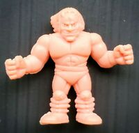 M.U.S.C.L.E MUSCLE MEN #104 Kinnikuman 1985 Mattel RARE Vintage Flesh Color Toy