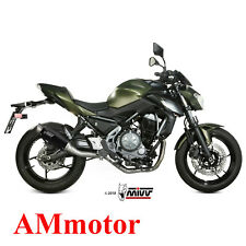 Scarico Completo Mivv Kawasaki Z650 2017 17 Terminale Gp Pro Black Moto Alto