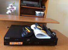 Sony RDR-VXD655 DVD/VCR COMBO Player / Recorder- HDMI Digital TV Tuner