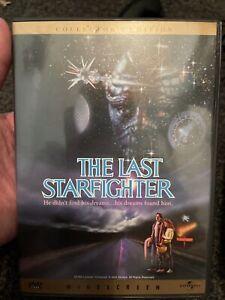 THE LAST STARFIGHTER - DVD COLLECTOR'S EDITION WIDESCREEN - REGION 1 Rare