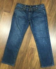 Abbey Dawn By Avril Lavigne Dark Wash Low Rise Jeans Juniors Size 9