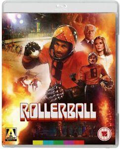 Rollerball  1975  - Arrow  Blu-Ray -  James Caan BRAND NEW BLU RAY FREEPOST