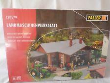 Faller 130579 H0 Kit de montage Landmaschinenwerkstatt