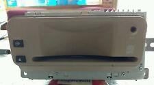 07 08 09 Nissan Quest CD6 MP3 aux 28185 ZM70B Beige CQ-EN6660X MX201407 PANASONI