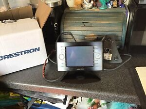 Crestron TPS-6 Touch Screen Moniter And Stand And Wall Mounting
