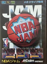 Brand New SEGA MEGA DRIVE (MD) NBA JAM (Japanese version) *US Seller