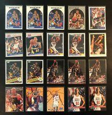 REGGIE MILLER BASKETBALL CARD LOT - 38 CARDS