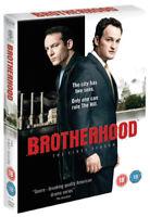 Brotherhood: The Complete First Season DVD (2010) Jason Isaacs cert 18 3 discs