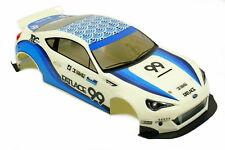 HPI Racing RS4 Sport 3 1/10 Karosserie Subaru BRZ Fatlace 200mm 114644 H114644