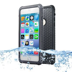 iPhone 8 Plus 7 Plus Case Ultra-thin Waterproof Underwater with Screen Protector