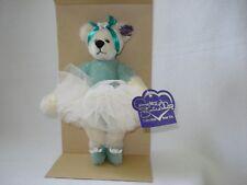8-Inch Mohair Juliette Ballerina Bear Annette Funicello Collectible Bear Co. Lim