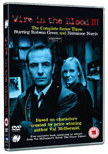 DVD:WIRE IN THE BLOOD SERIES 3 - NEW Region 2 UK