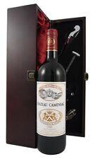 1988 chateau camensac vintage vin rouge haut médoc grand cru classe
