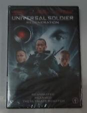 Universal Soldier Regeneration(New Sealed DVD) Region 2 Import Full Eng Audio