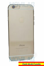 Funda carcasa gel / TPU Apple Iphone 6 / 6S transparente ultrafina slim 0.3 mm