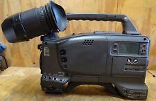 PANASONIC AJ-D700 P DVC PRO VIDEO CASSETTE VIDEO CAMERA
