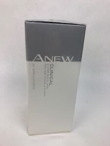 Avon Anew Clinical 2 Step Facial Peel 30 Applications NEW SEALED FSTSHP