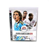 FIFA Soccer 09 (Sony PlayStation 3) PS3 Game Complete CIB Tested