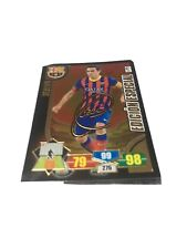 CARD XAVI firmada ADRENALYN  2013/14