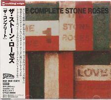 Stone Roses - The Complete Stone Roses - Rare Japanese 21 track CD w/ OBI