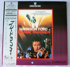 Japan Laserdisc Harrison Ford in BLADE RUNNER 2-disc CAV 118min. RidleyScott