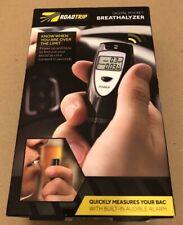 (New) Bac Breathalyzer Portable Digital Roadtrip Lcd Limit Indicator Pocket