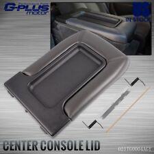 Center-Console-Fits-99-07-Chevy-Silverado-OEM-GM-Part-19127364-Lid-Armrest-Latc