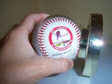 St. Louis Cardinals commemorative baseball souvenir Coca-cola
