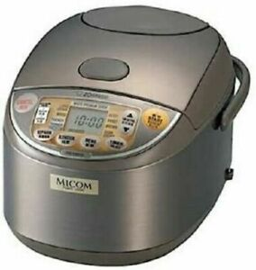 Zojirushi RiceCooker 220-230V NS-YMH10 Overseas Multiple languages Japan DHL F/S