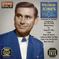 George Jones - With Love [New CD]